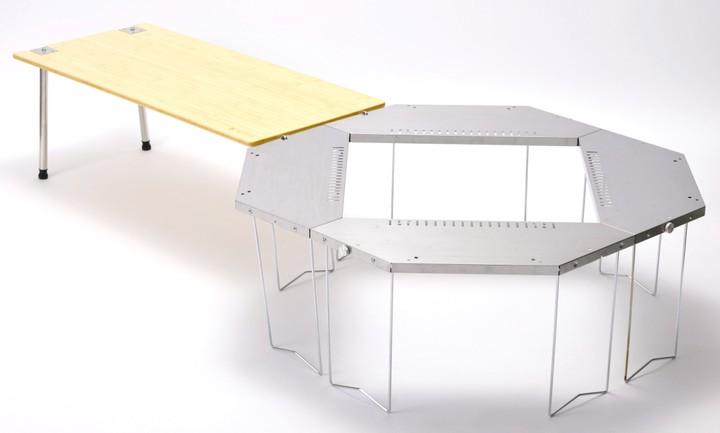爐火框架桌 ST-050 snowpeak