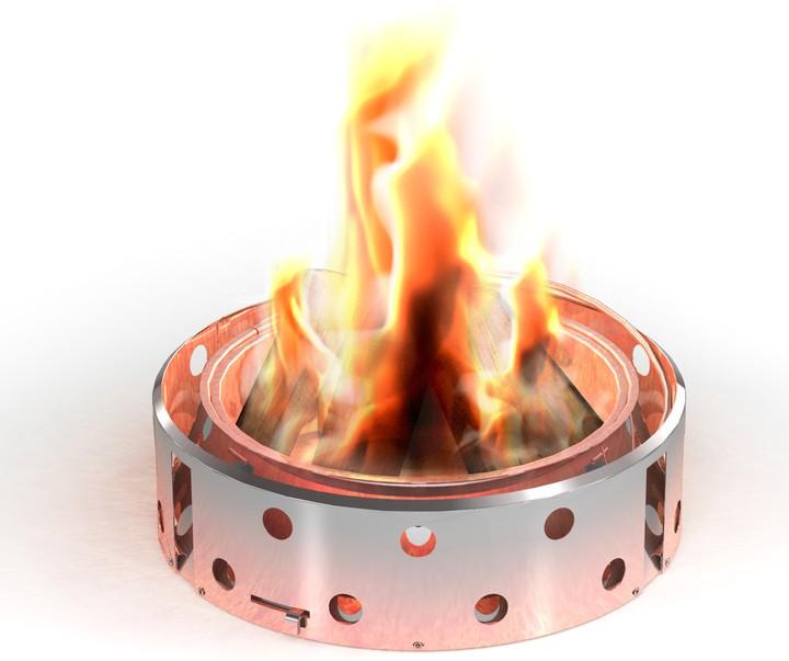 Petromax Atago 不鏽鋼多功能焚火台
